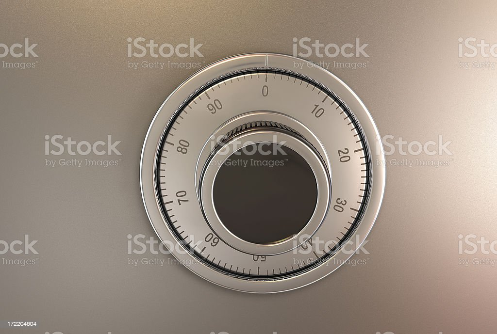 abstract security concept royalty-free stock photo