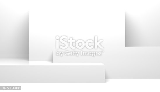 639291528 istock photo Abstract shapes background 1077106098