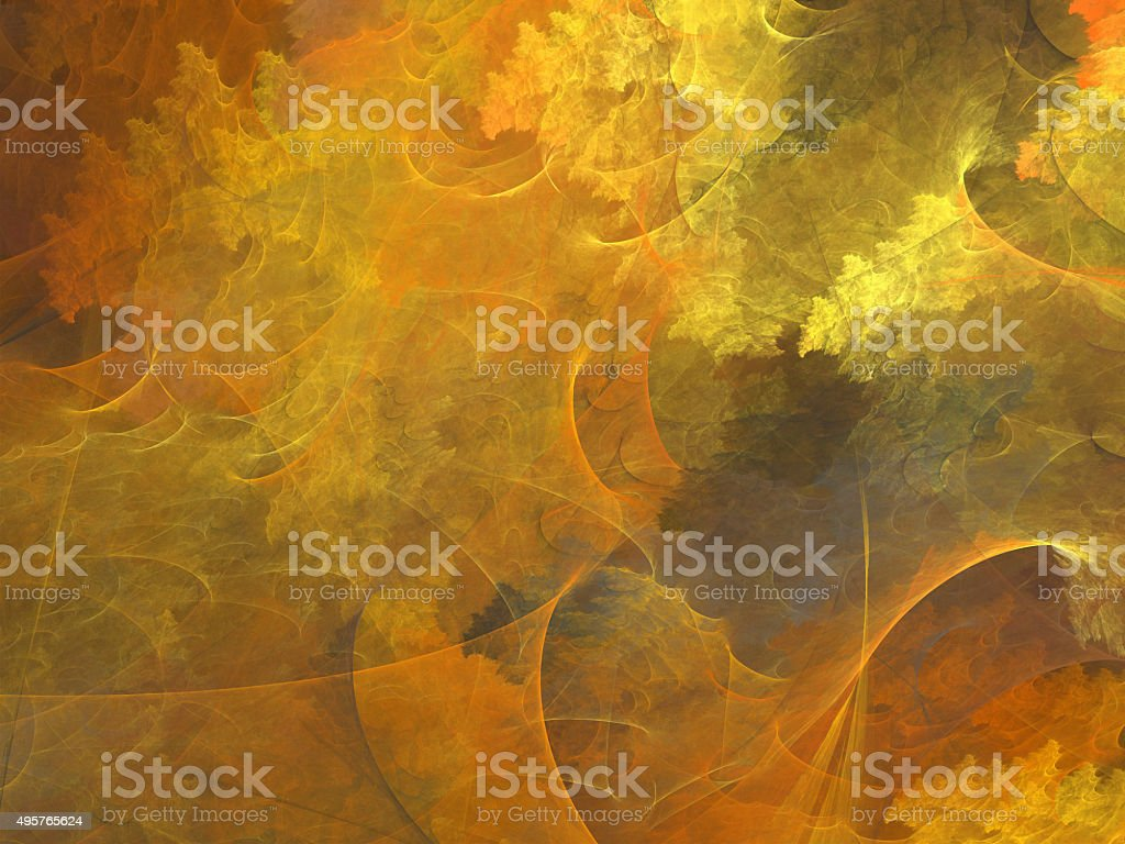 Abstract shapes background stock photo