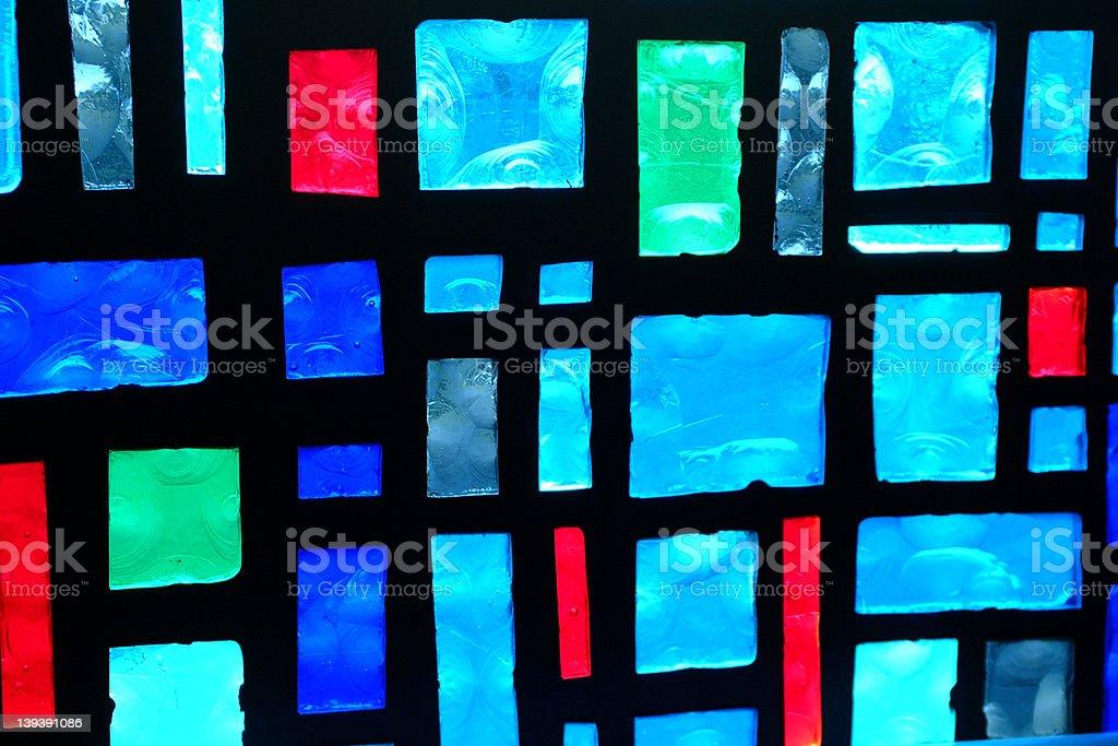 Abstract Shapes royalty-free stock photo