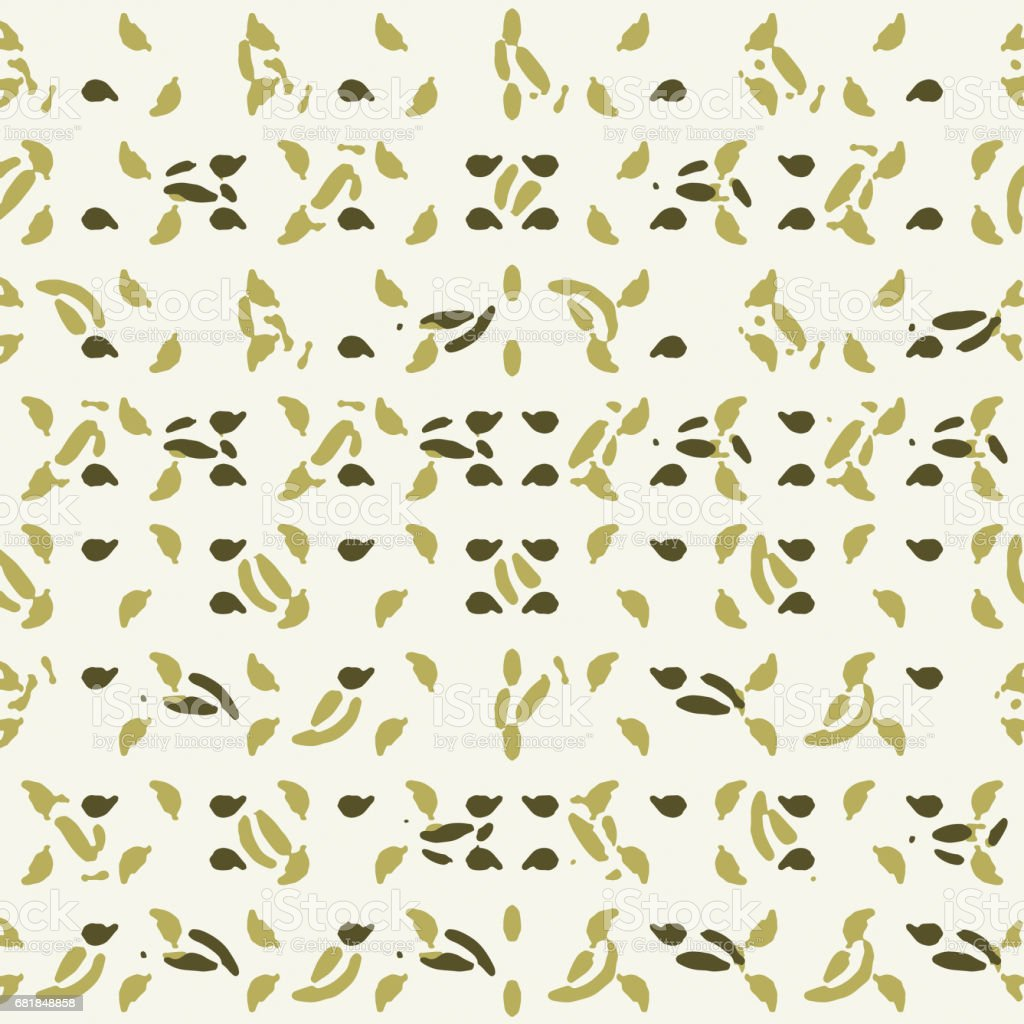 Abstract Shapes Seamless Pattern stock photo