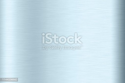 istock Abstract Shiny smooth foil metal Gold color background Bright vintage Brass plate chrome element texture concept simple bronze leaf panel hard backdrop design, light polished steel banner wallpaper. 1144036552