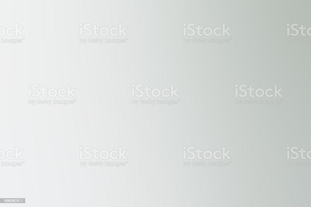 Abstract silver and gray smooth  gradient background stock photo
