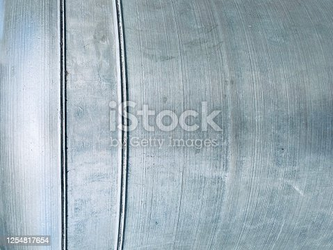 istock Abstract silver background 1254817654