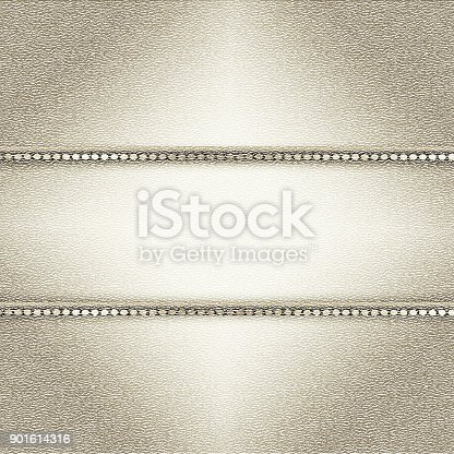 istock Abstract silver corporate creative background 901614316