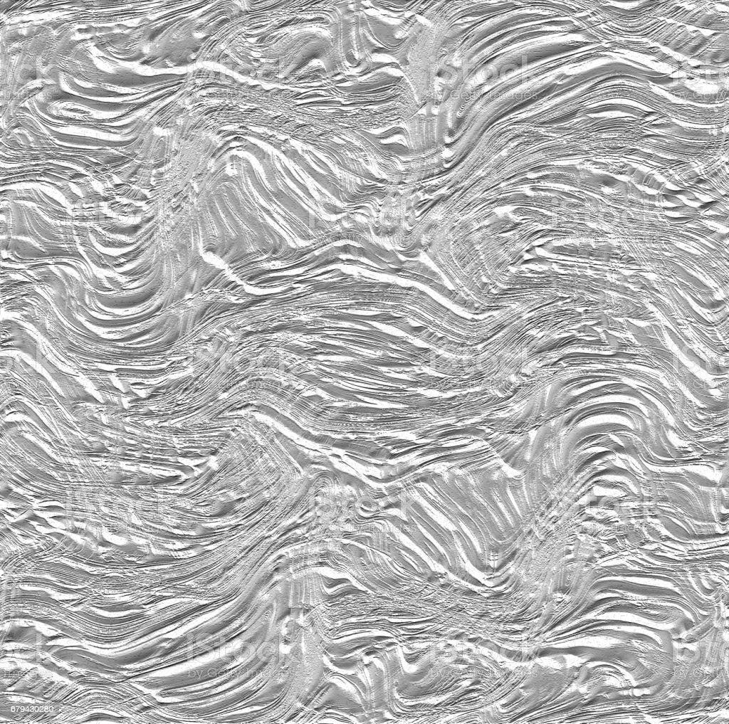 Abstract silver line modern art background photo libre de droits