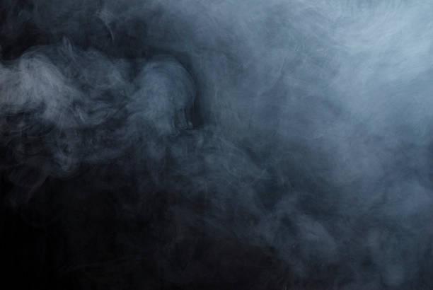Abstrait fond fumée - Photo