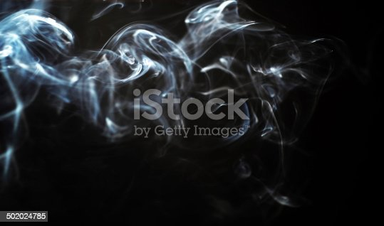 istock Abstract smoke pattern 502024785