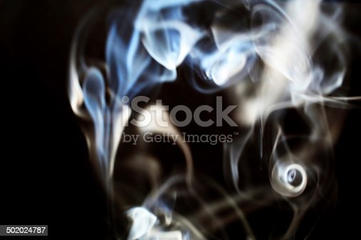 istock Abstract smoke pattern 502024787