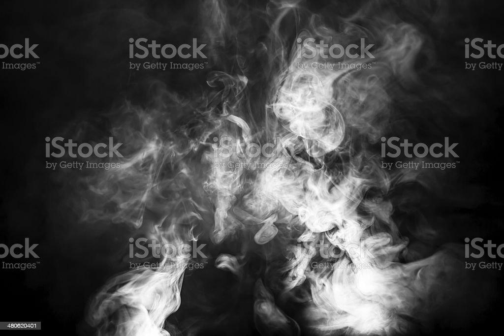 Tło dymu – zdjęcie