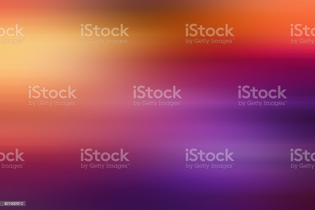 Abstract Smooth Background Yellow Orange stock photo