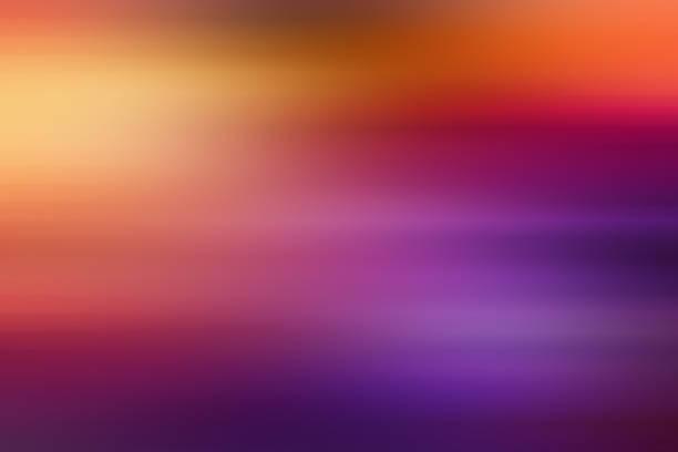 abstract background lisse jaune orange - fond multicolore photos et images de collection