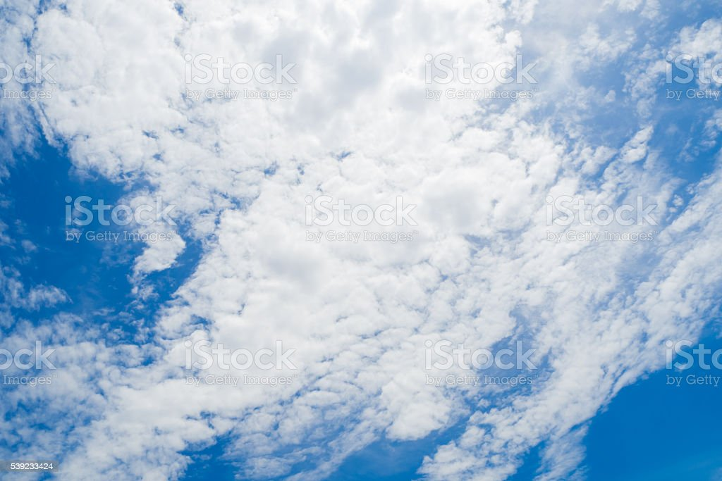 Abstract soft cloud royalty-free stock photo
