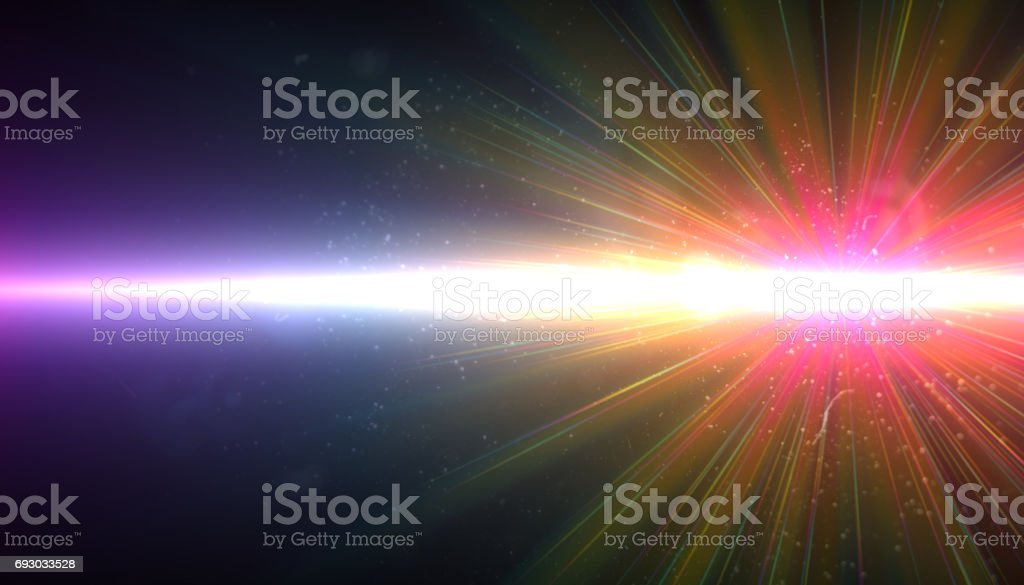 Abstract spectrum backgrounds lights (super high resolution) stock photo