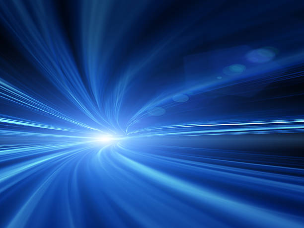 Abstract Speed motion in highway tunnel http://www1.istockphoto.com/file_thumbview_approve/17401820/2  light natural phenomenon stock pictures, royalty-free photos & images