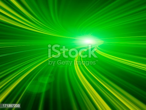 istock Abstract Speed motion in highway tunnel 171357203