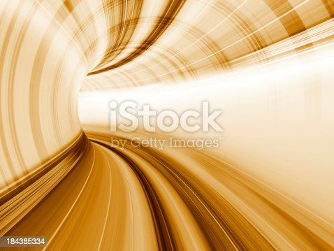 155133009 istock photo Abstract Speed motion in highway tunnel 184385334