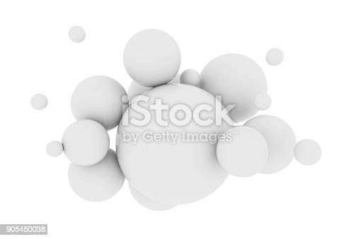 istock Abstract Sphere Background 905450038