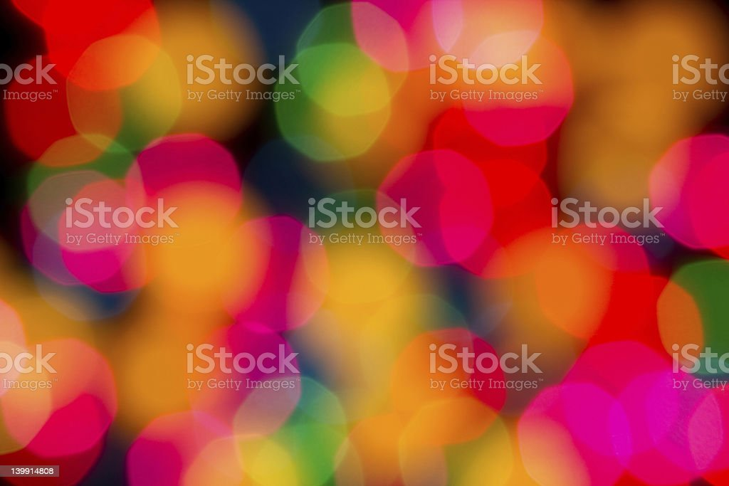 Abstract spot lights background royalty-free stock photo