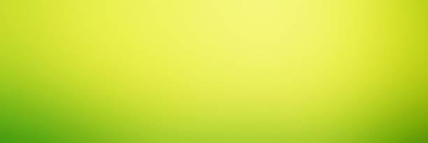 cor verde abstrata do tempo de mola fundo liso do inclinação. verde e amarelo - colorful background - fotografias e filmes do acervo