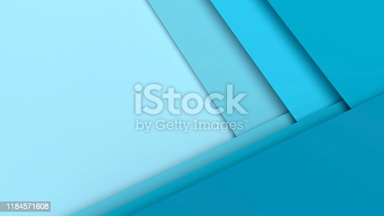 927319980 istock photo Abstract square cg background, 3d layers 1184571608