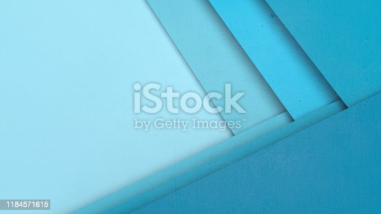 927319980 istock photo Abstract square cg background, 3d layers 1184571615