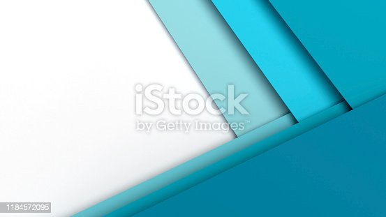 927319980 istock photo Abstract square cg background, 3d layers 1184572095
