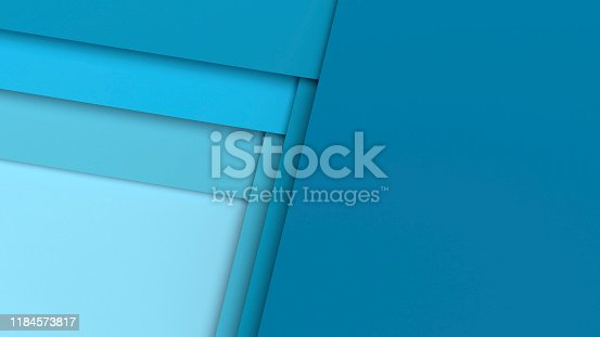 927319980 istock photo Abstract square cg background, 3d layers 1184573817