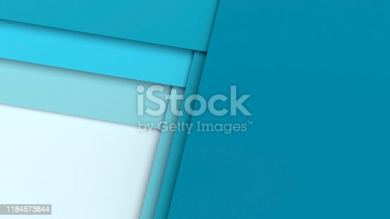 927319980 istock photo Abstract square cg background, 3d layers 1184573844