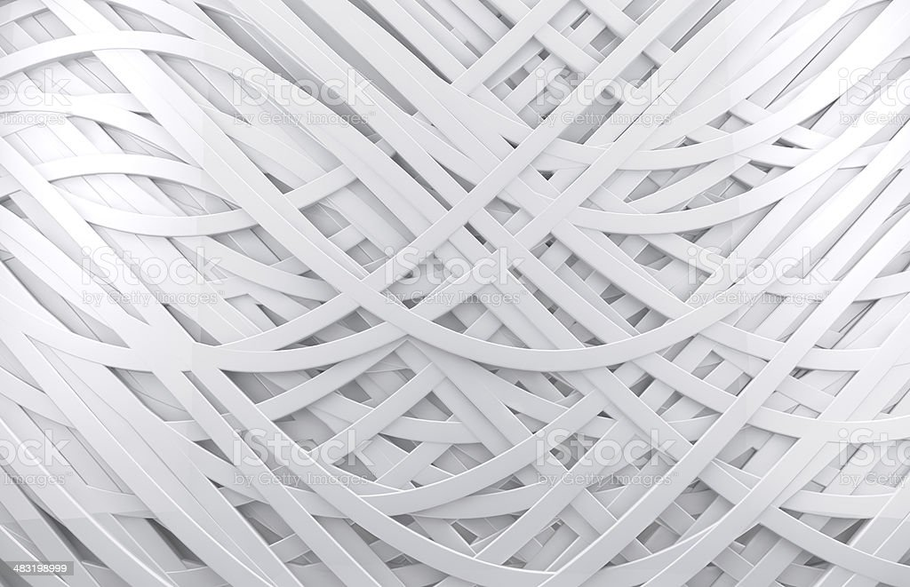 Abstract streaky lines background stock photo