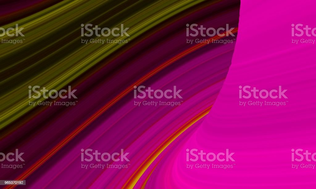 Abstract striped colorful background. 3D rendering illustration. zbiór zdjęć royalty-free