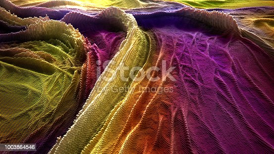 istock abstract structure 1003864546