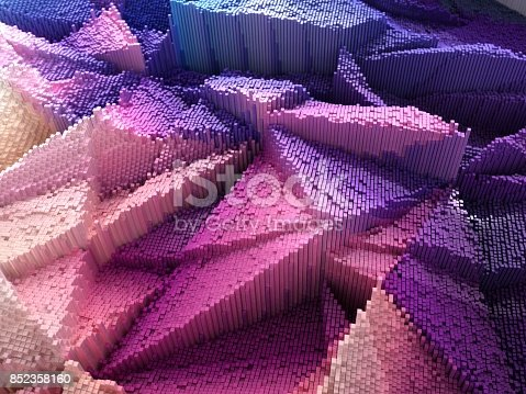 istock abstract structure 852358160