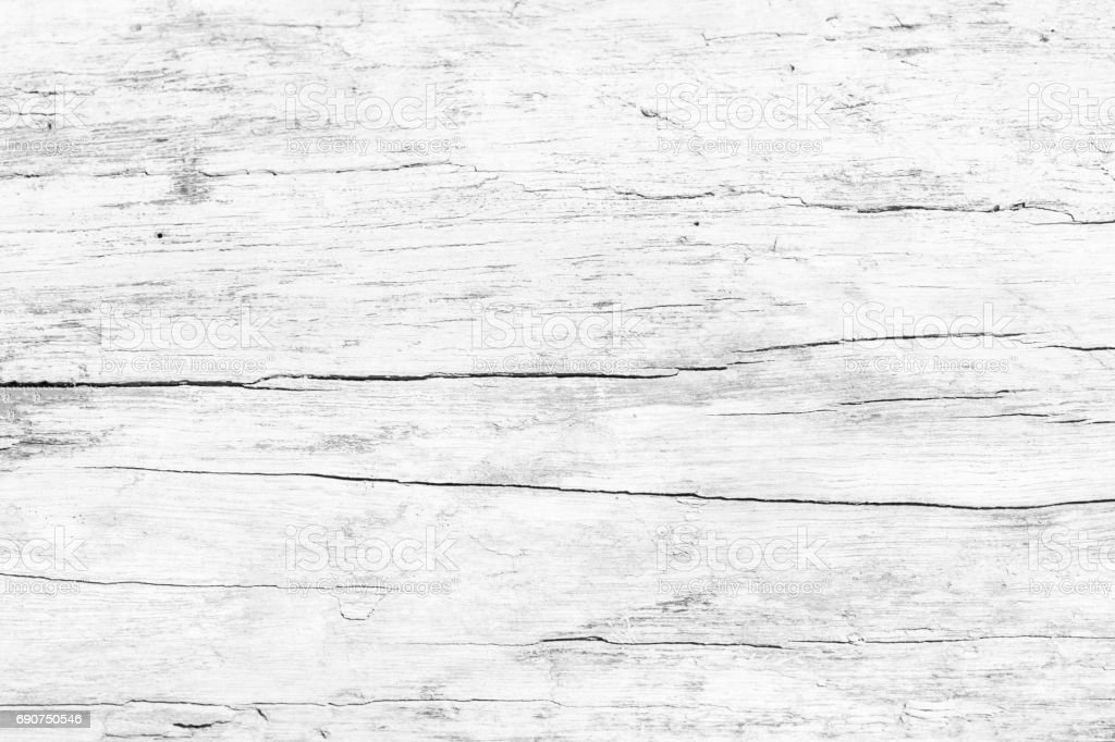 Abstract Surface White Wood Table Texture Background Close ...