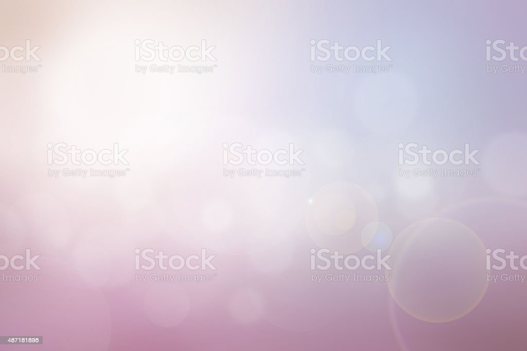 Abstract sweet color blurred background stock photo