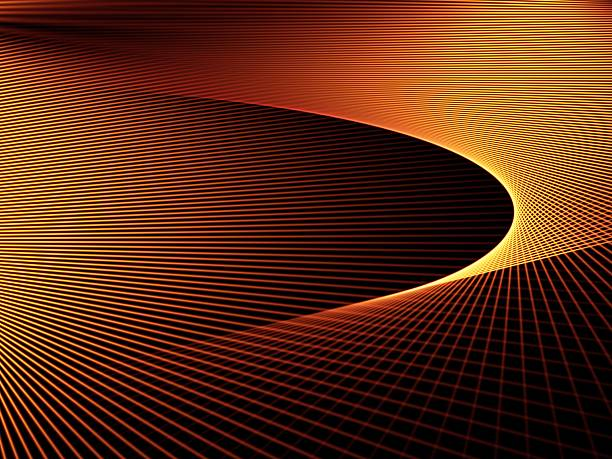 Abstract techno background 2 stock photo