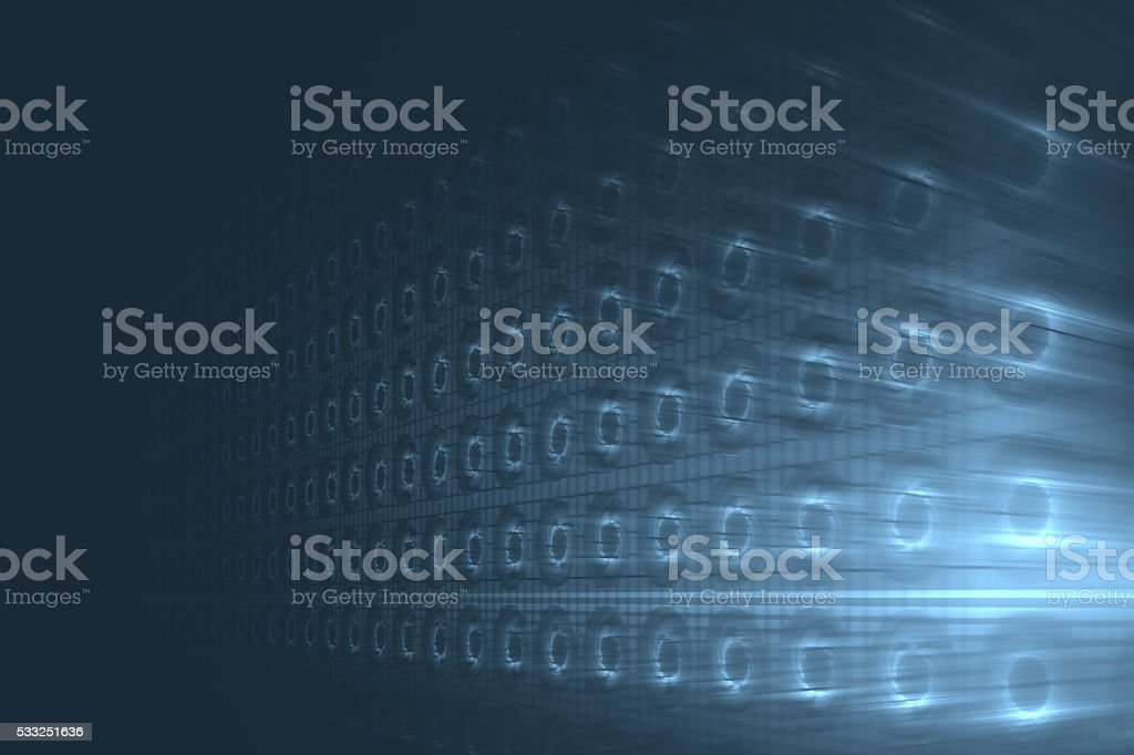abstract technologic background stock photo