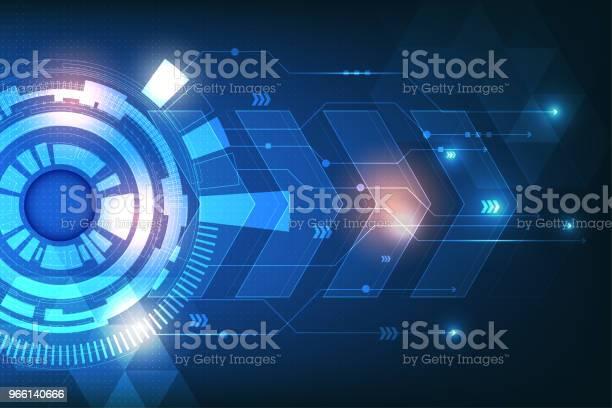 Abstrakta Teknik Kommunikationskoncept-foton och fler bilder på Abstrakt