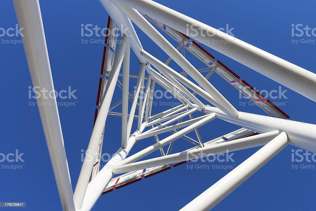 abstract technology structure royalty-free stock photo