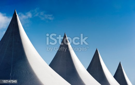 istock Abstract Tent tops 152147345