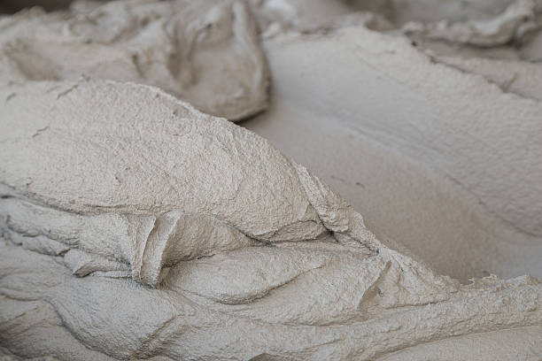 Abstract texture cement mortar for background – Foto