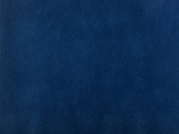 abstract texture of synthetic leather - dark blue stock pictures, royalty-free photos & images