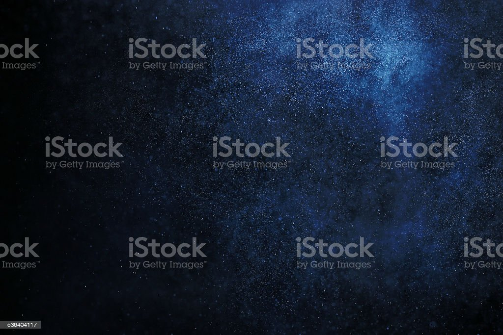 abstract texture space starry sky galaxy background Millstone white dots stock photo