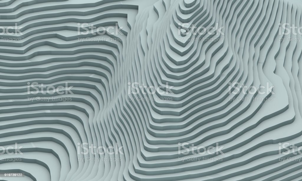 abstract topographic map stock photo