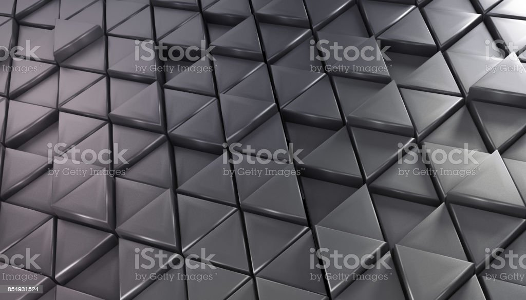 Abstract triangle background – zdjęcie
