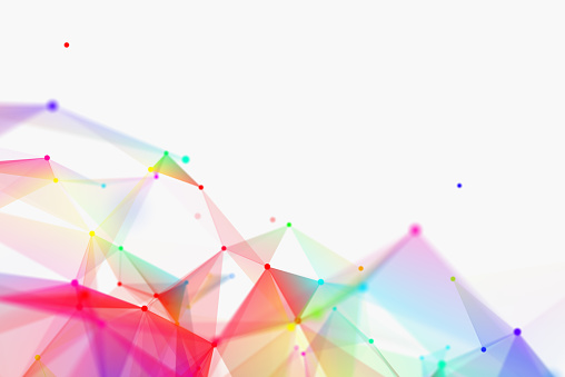 1148091793 istock photo Abstract triangle backgrounds 1204763653