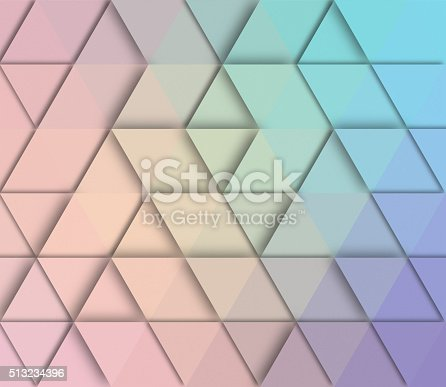 508795172istockphoto Abstract triangle retro styled colorful background 513234396
