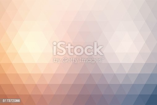 508795172istockphoto Abstract triangle retro styled colorful background 517372086