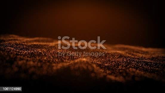 istock Abstract Triangles 1061124990