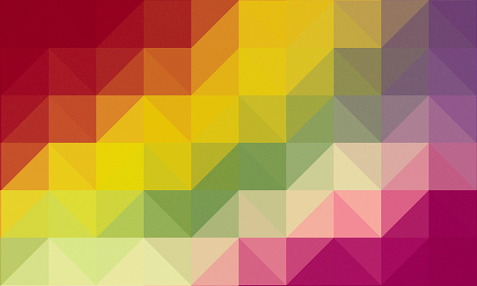 508795172 istock photo Abstract triangles retro styled colorful background 478991342